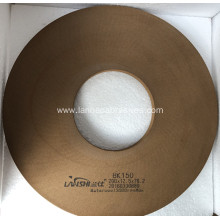 High speed coating deletion wheel straight type