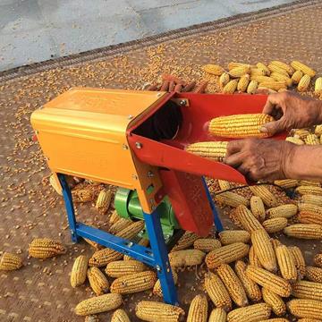 Farm Electric Corn Sheller Machine New stainless steel fresh corn sheller machine corn processing machine