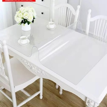 Transparent Pvc Tablecloth Waterproof