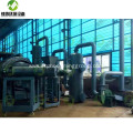 Waste Tyre to Diesel Oil Pyrolysis Plant