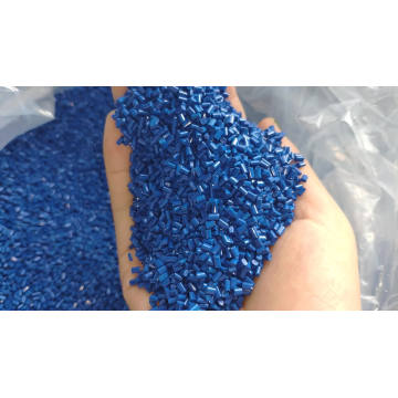 Blue Master Batch For Blow Molding/Flow Delay/Pearl Cotton
