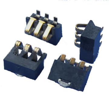 3 Circuit  Battery Connector 1.6 Centers