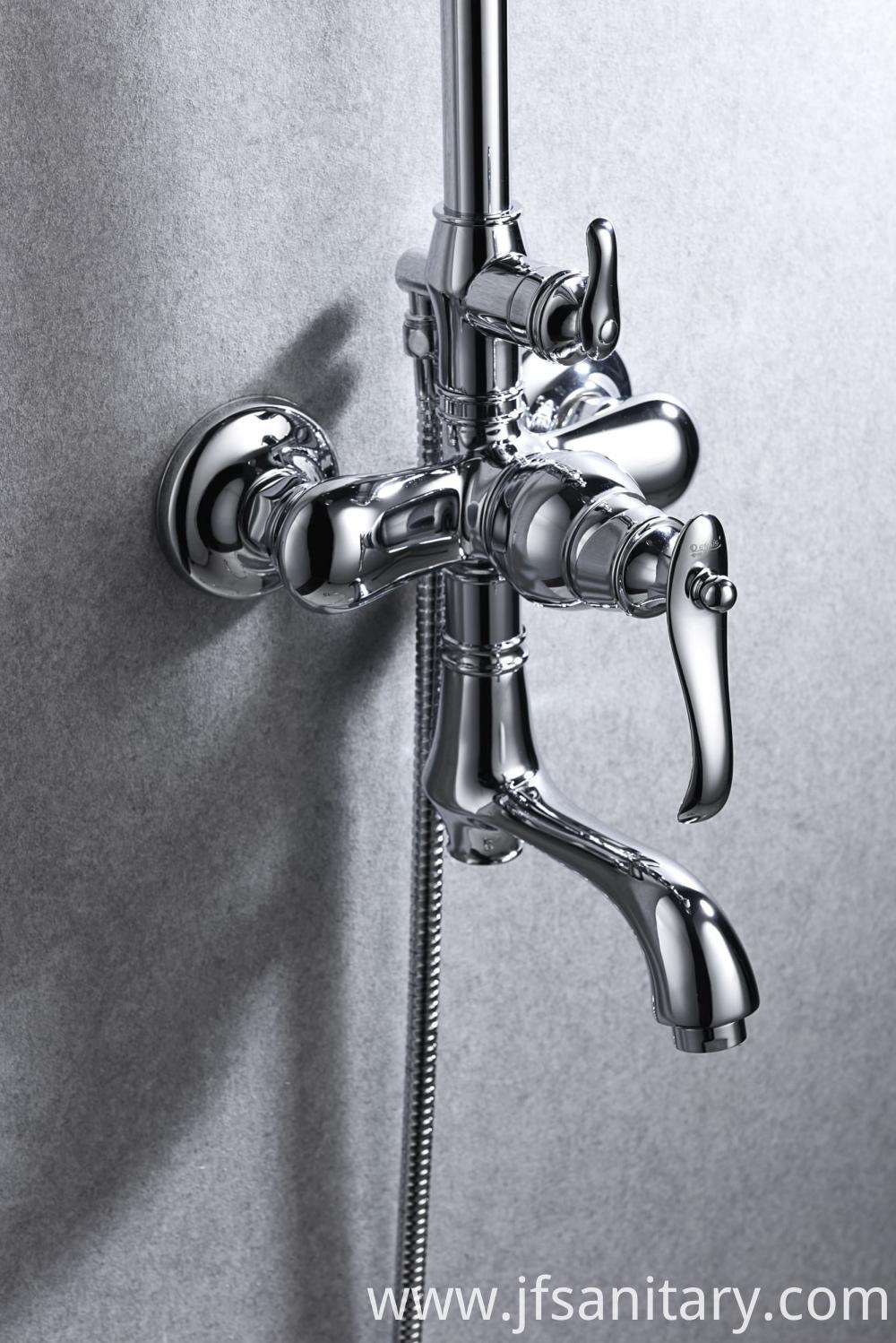 shower mixer