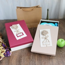 Handmade Exquisite Packaging Paper Gift Box