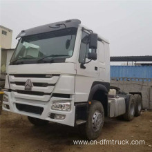 Used HOWO Tractor Truck Hot Sale