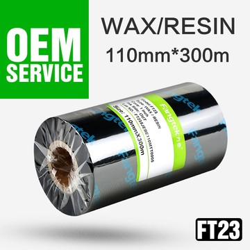 Premium ttr wax resin thermal transfer ribbons roll