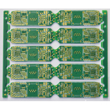 Milling customized size printed circuit boards