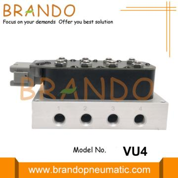 VU4 1/4'' Air Ride Suspension Solenoid Valve Block