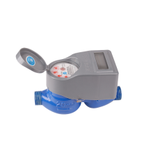 IC Card Sealed Valve Iron Water Meters