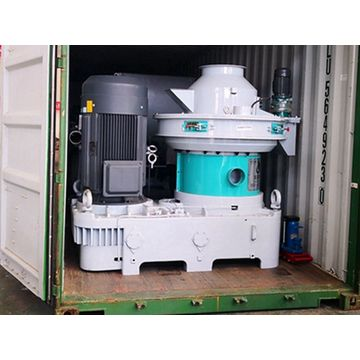 Wood Pellet Mill With Feeder System