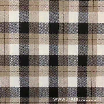 Apron check fabric