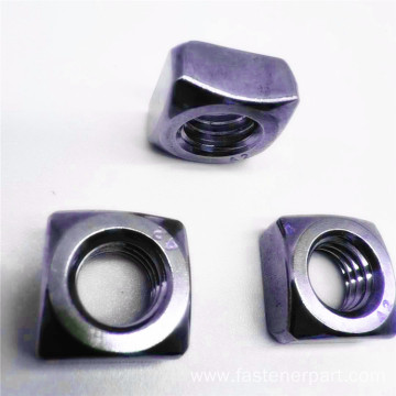 M5 Standard Customized Size Square Nuts
