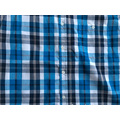 Man Short Sleeve Check Shirt