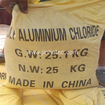 Water treatment chemicals Poly Aluminium Chloride 30%