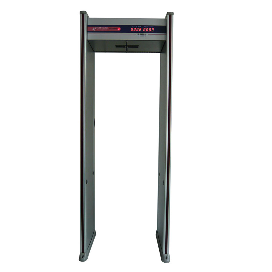 doorframe walk through metal detector