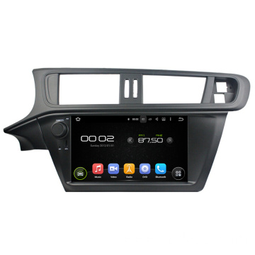 Audio Car 7.1 Sistem Audio Android Kanggo Citroen C3 2005-2011