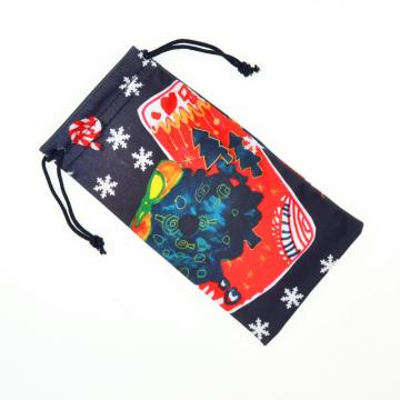 Popular sold well microfiber pouch
