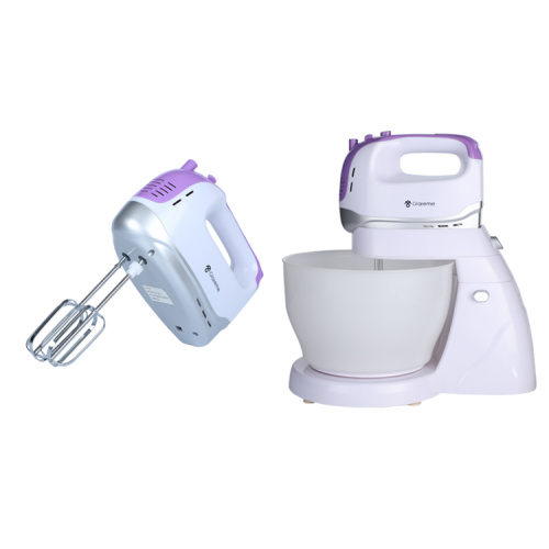 5-Speed Electric Mixer 2 in 1 Hand Mixer