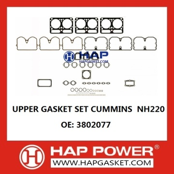 Cummins Upper Head Gasket Set 3802077