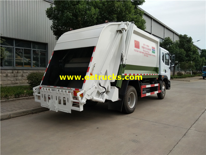 Waste Compactor Vehicles