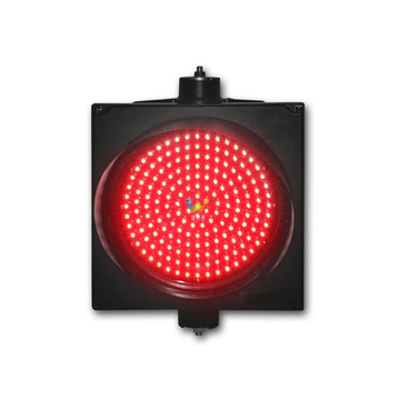One Aspect 300mm Red Traffic Signal Light