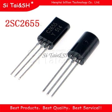 50PCS 2SC2655 TO-92 C2655 TO92 C2655-Y 2SC2655-Y new triode transistor
