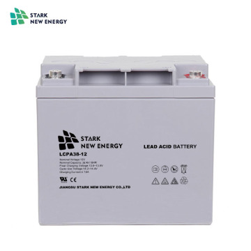 12V38AH Lead Acid Battery