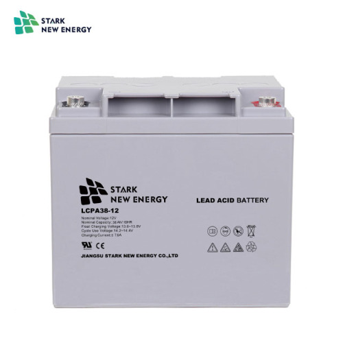 12V50AH Deep Cycle Gel Battery For Solar System