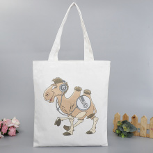 Cotton Canvas Comic Patterns  Bag