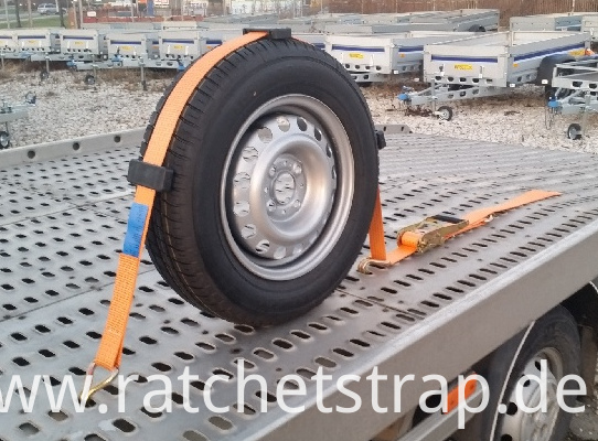 Application of Tire Strap