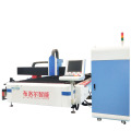 metal pipe fiber laser cut machine