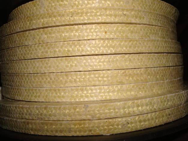Kevlar Fiber Packing