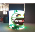 indoor led flexible led video screen in shenzhen