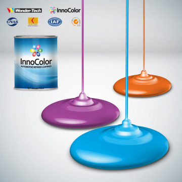 Good Covering Innocolor Auto 2K Acrylic Paint