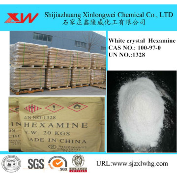 Utropine Crystalline Powder CAS NO. 100-97-0