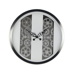 16 Inches Gear Clock With Paralleled Gear Pattern