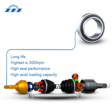 high sealing and speed propeller shaft bearings