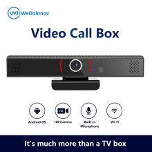 Camera network video player video chat box Android set top box zoom Skype video conference all in one machine