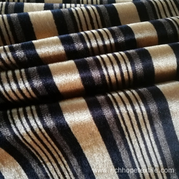High Quality 100% Polyester Knit Velvet Fabric Printed