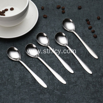 Stainless Steel Spoon Restaurant Canteen Hotel Rice Spoon