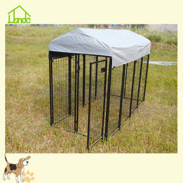 Wholesale black dog kennel with low price