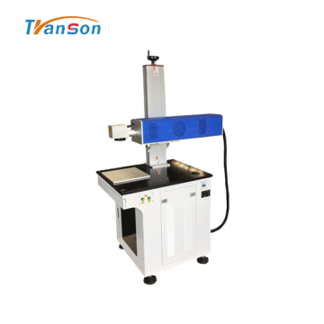 Desktop CO2 Laser Marking Machine RF Metal Tube