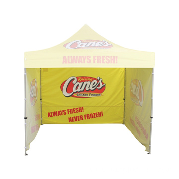 Wholesale Multi-Function Custom Printed Steel Folding Tent