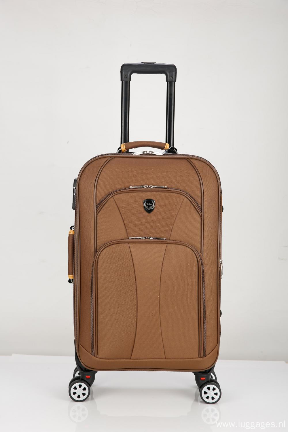 Coded lock soft fabric Luggage