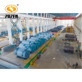 YYQW gas oil fired thermal oil boiler 7000kw