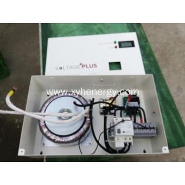 Solar Plus Voltage Solar Panel System Generation Optimiser