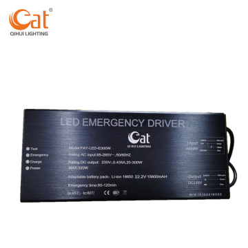 Full power emergency kit for all LED