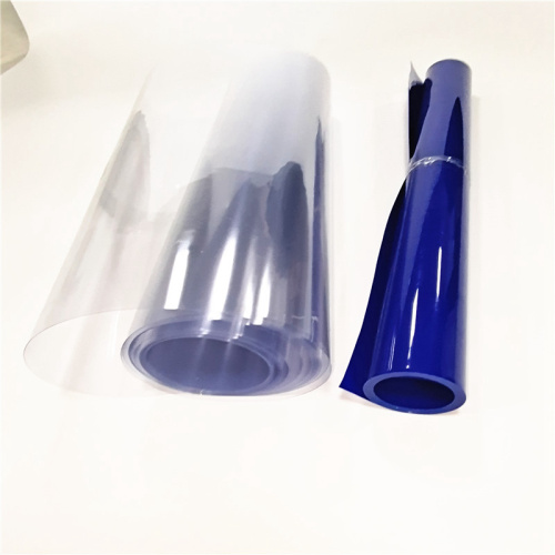 PVC Transparent Films For Plastic Packing