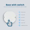 Zemismart Zigbee 3.0 Smart Light Switch DIY Breaker Module SmartThings Tuya Control Alexa Google Home 2 Way