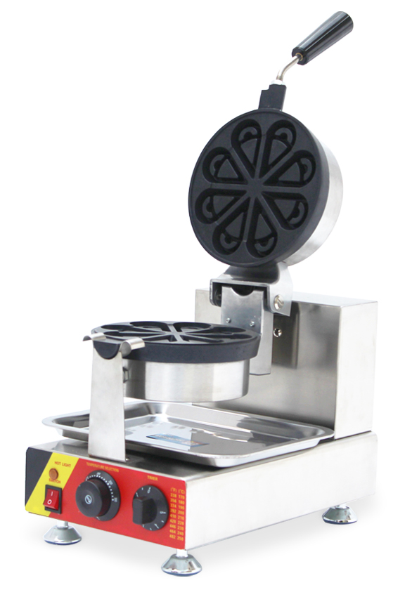 commercial rotate waffle machine